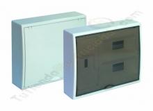 Cajas automaticos superficie para ICP y distribución, solera Arelos