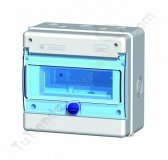 Cajas automaticos estancas, solera Indubox
