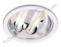 Downlight blanco secom