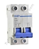 interruptor magnetotermico 2 x 50 A chint