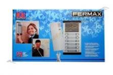 Kit portero citymax 12 lineas Fermax