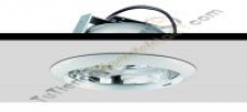 Downlight ducto pl blanco 2x26w secom