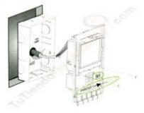 caja empotrar monitor iLOFT de Fermax