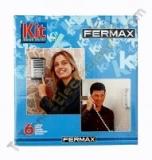Kit portero 6 lineas Fermax 6340