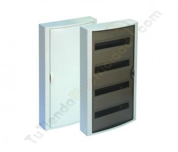 Caja automaticos solera 5271 todo tipo de cuadros electricos for Caja cuadro electrico