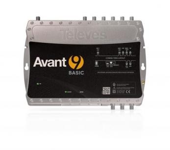 Televes 532001, avant 9 basic