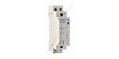 Contactor modular 20A 2 NA