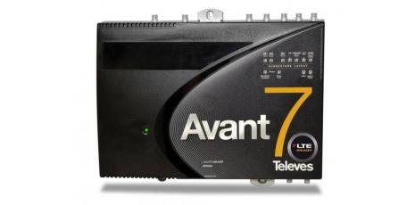 Central amplificadora TELEVES AVANT 7